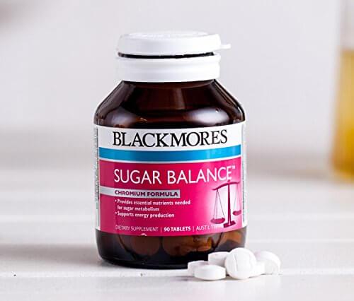 blackmores sugar balance