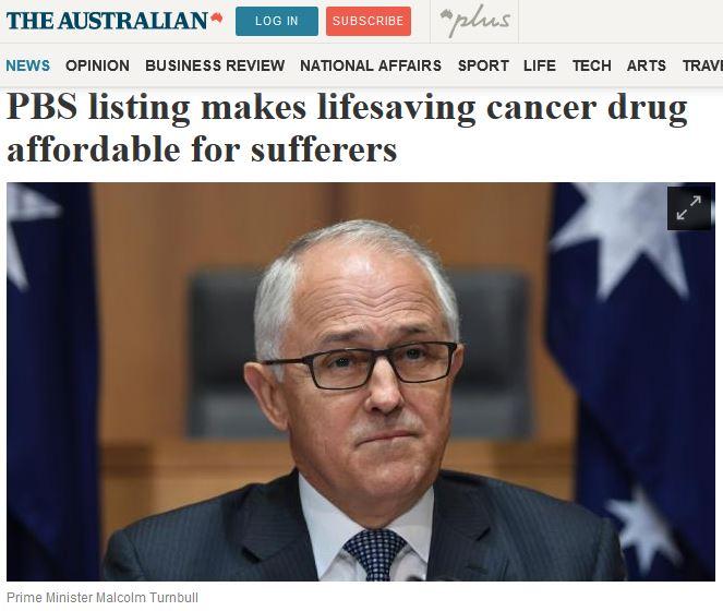 thủ tướng Úc