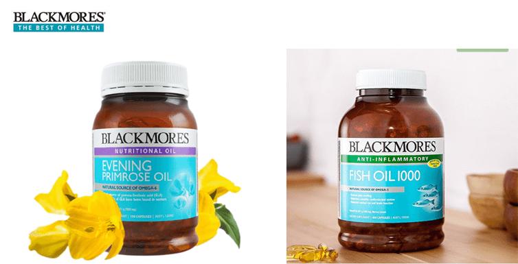blackmores tinh dau hoa anh thao